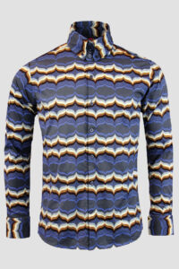 Camisa Madcap England Newport Waves Manga Larga 01