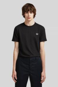 Camiseta M3519 – Fred Perry – Black