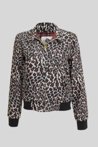 Cazadora Harrington WMN leopardo – Harrington FR