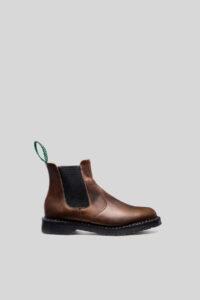 Dealer Boot Greasy – UK-LOOK – Brown 1