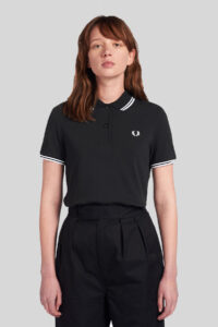 Fred Perry-Polo G3600 WMN-Black