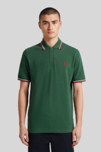 Fred Perry-Polo M12-Green
