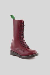 Hi-Shine 14 Eye Derby Boot – UK-LOOK – Redd 2