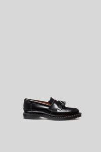 Hi-Shine Tassel Loafer – UK-LOOK – Black 1