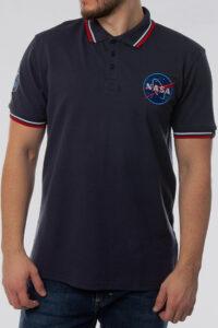 NASA POLO – 07 REPUBLICA BLUE