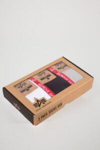 RBF Socks Box – Alpha Industries 1