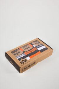 Stripe Socks – Alpha Industries 1