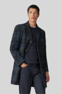 Tailored Cuadros blue