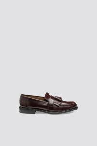 Zapato Brighton (Leather sole) – Loake – Oxblood 1