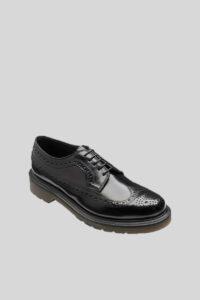 Zapato Brogue 624 Ikon Black 1