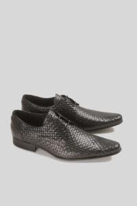 Zapato Ikon Buckler Black 1