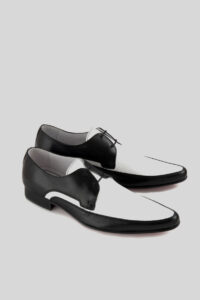 Zapato Jam Ikon Black and White