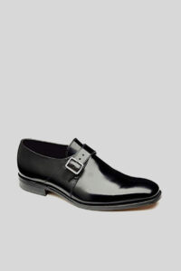 Zapato Monk McDowell Black 1
